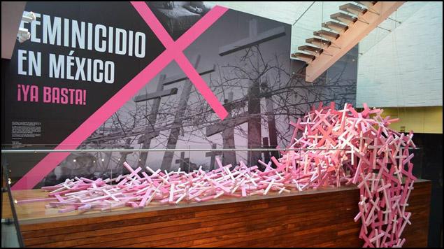 museos de la ciudad de méxico feminicidio