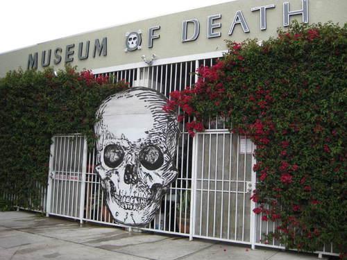 museo de la muerte entrada