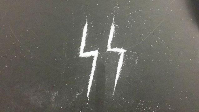 nazi cocaína y metanfetamina