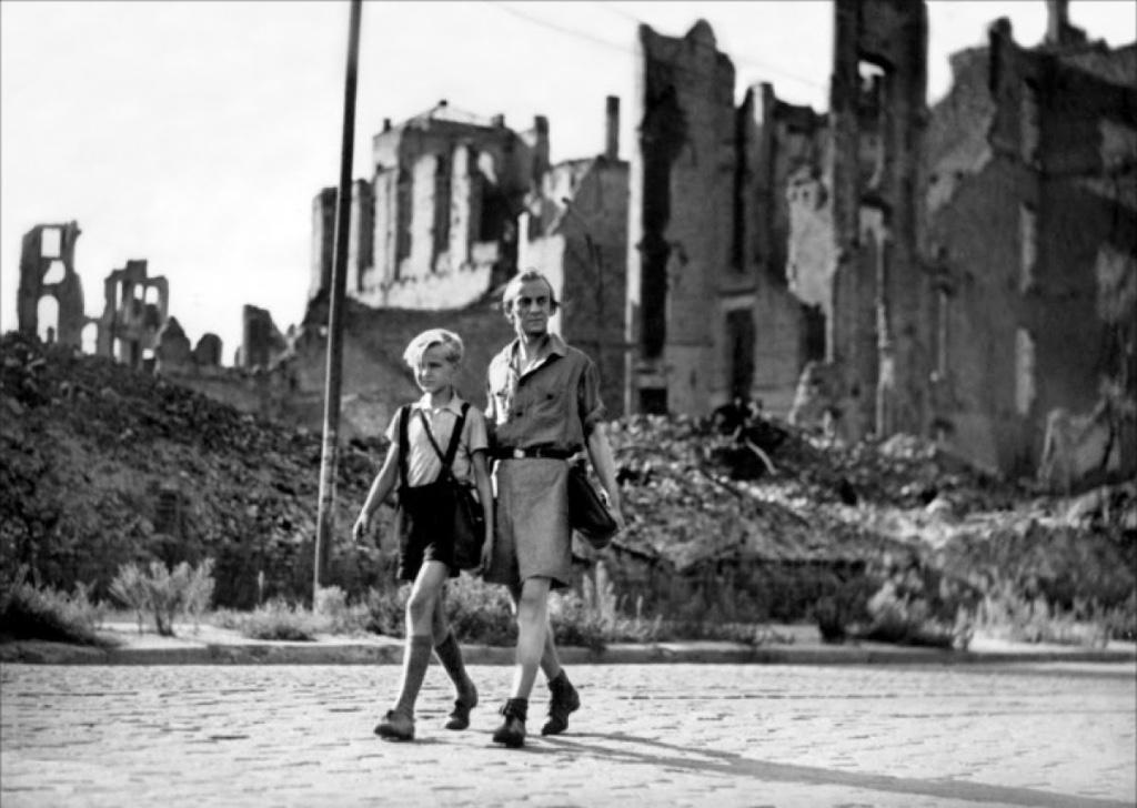 neorrealismo en el cine de italia