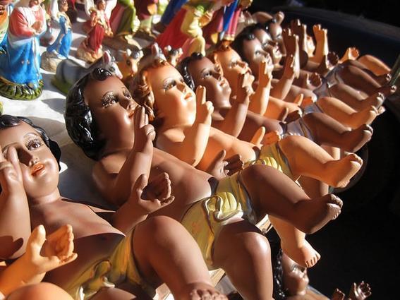 nino dios tradiciones adoptadas