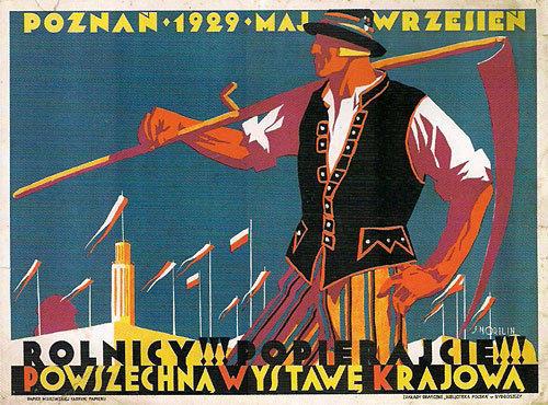 afiche polaco