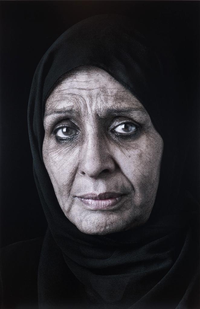 obras de arte sobre refugiados