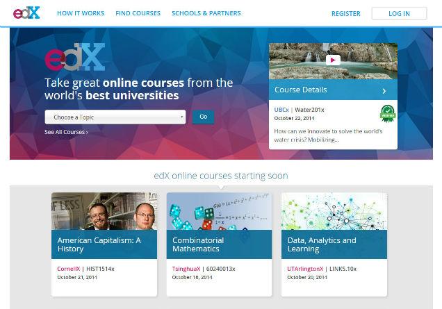 mejores cursos en línea gratis
