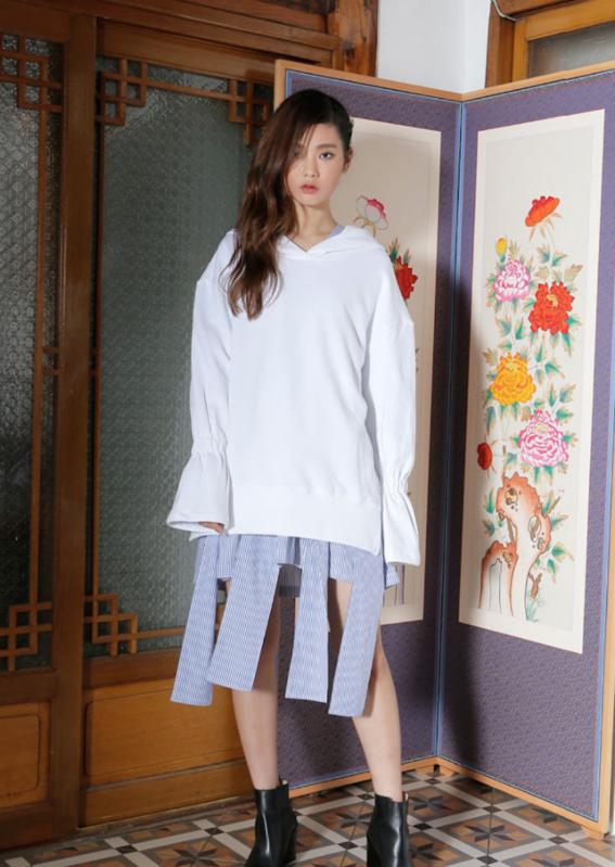 over estilo coreano