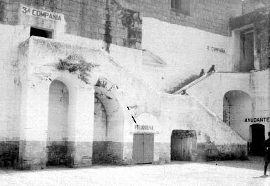 pancho villa prision santiago tlatelolco