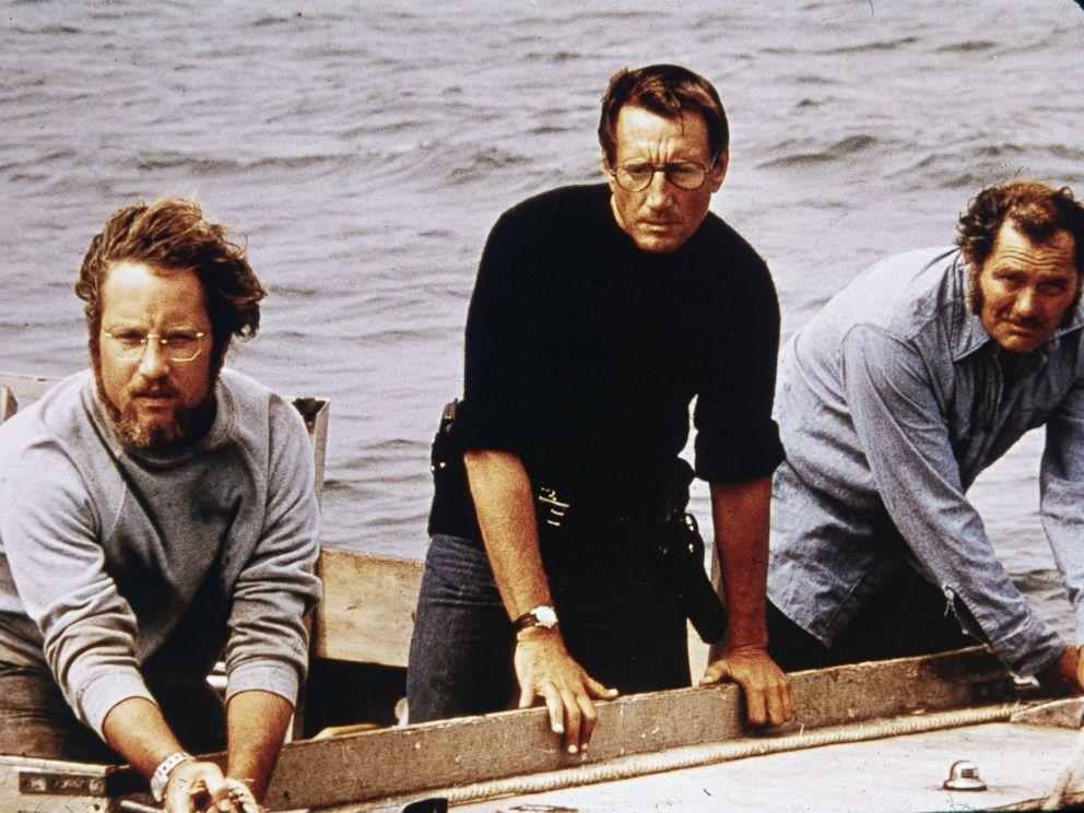 película JAWS