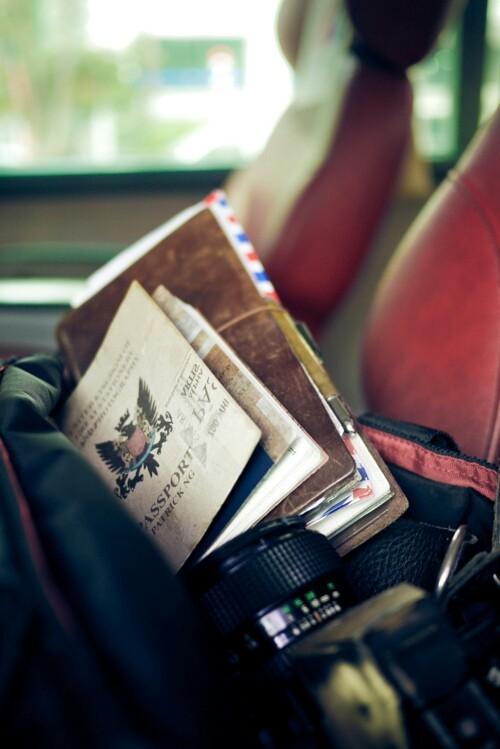 periodismo viajes