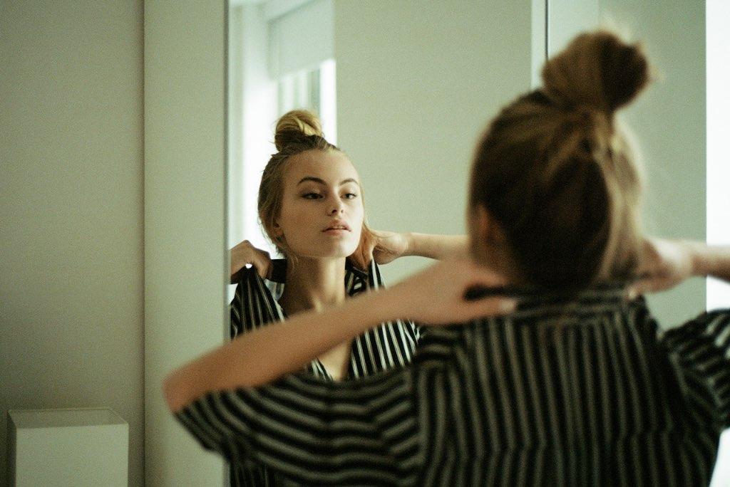 persona mas evolucionada espejo