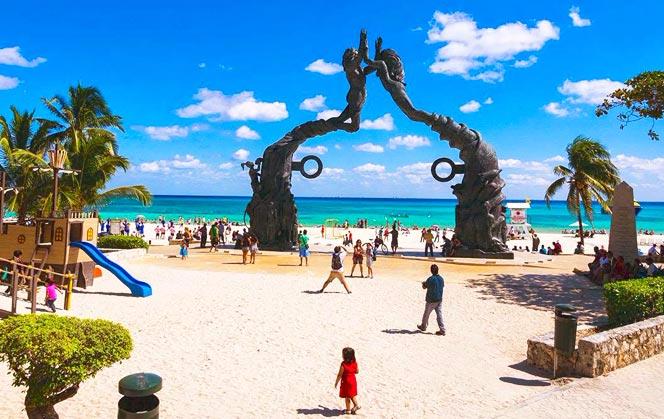 playa del carmen lugares para viajar en pareja 2017