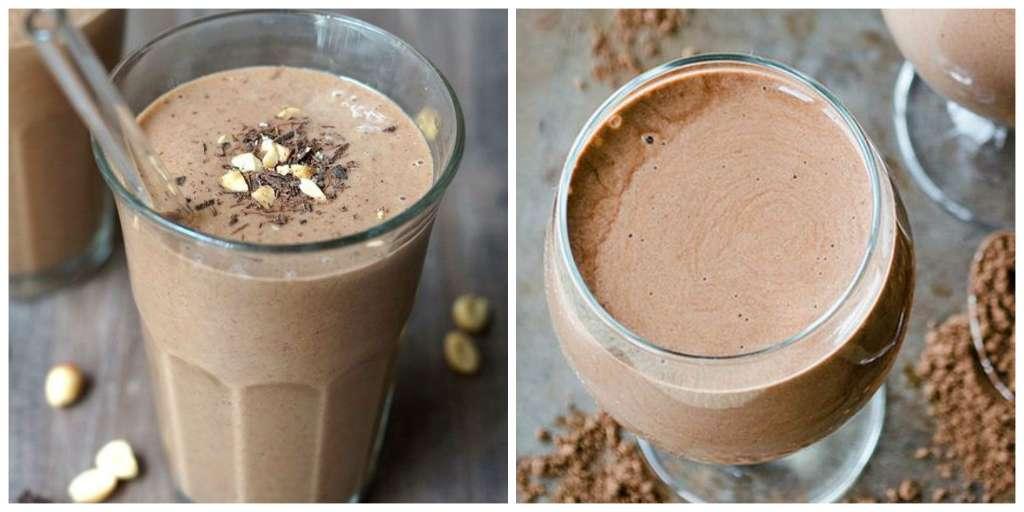 preparar desayunos saludables chocolate