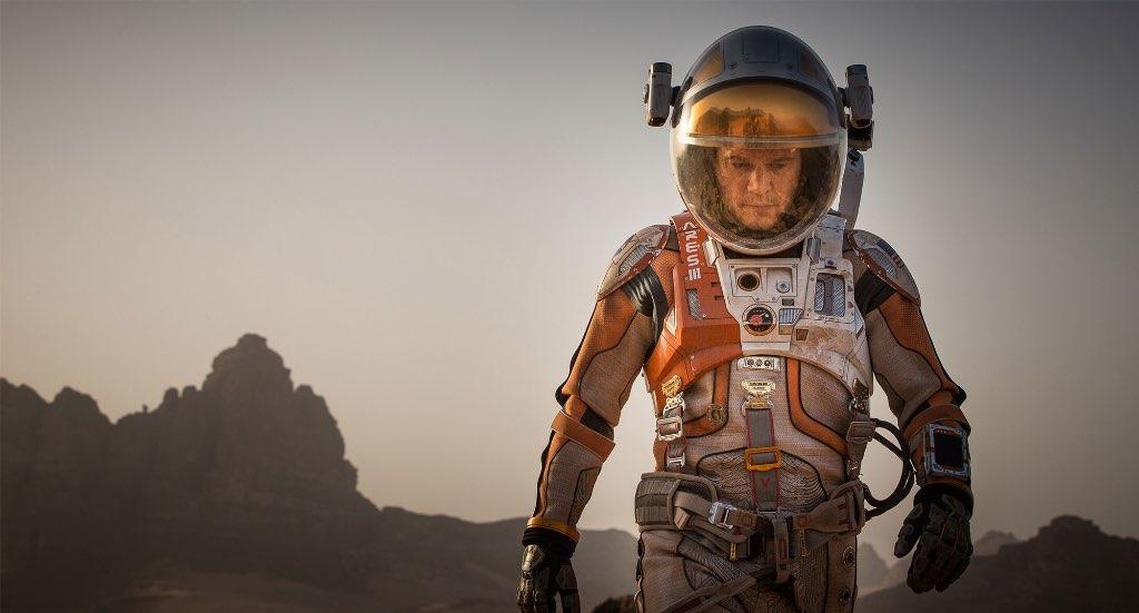 proyecto para vivir en Marte martian