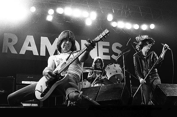 ramones live consejos para hacer una banda de rock