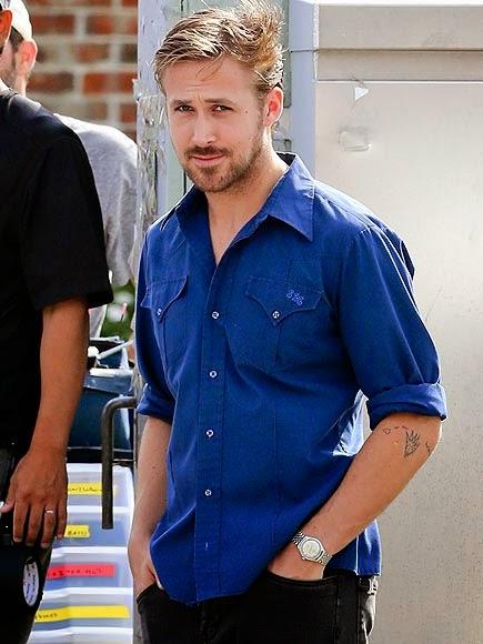 recogidas look de ryan gosling