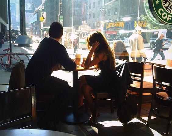 reencontrarte con el amor de tu vida cafeteria popular