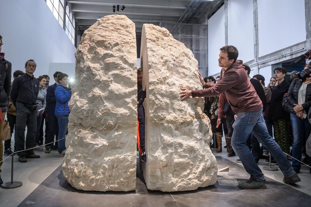 roca Abraham Poincheval