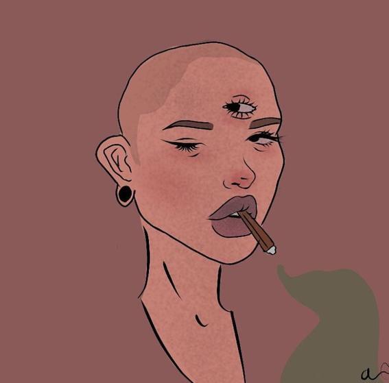 secretos de la sexualidad femenina cigarro