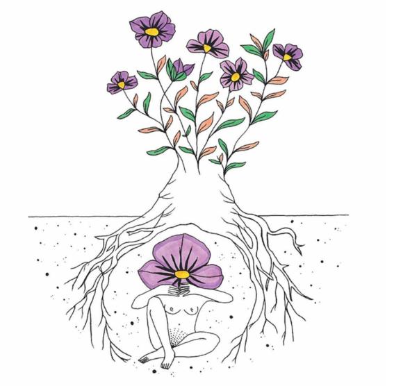 semilla conexion con la naturaleza