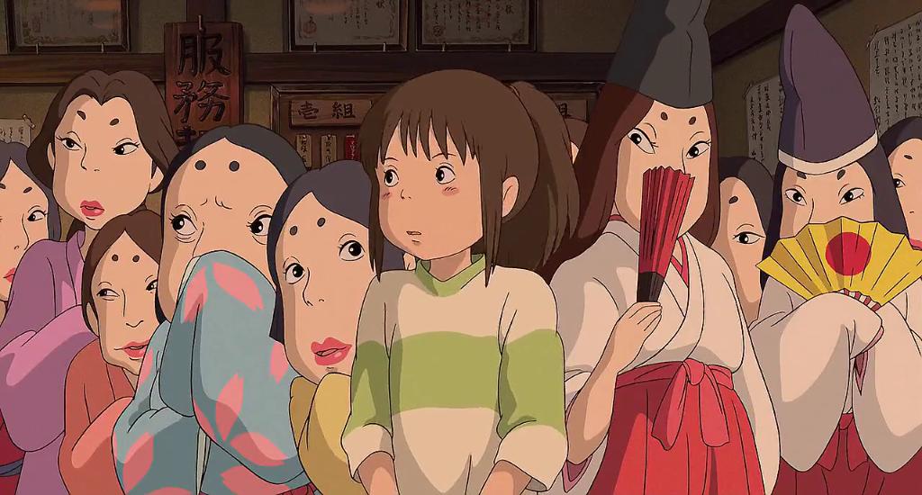 significado de el viaje de chihiro animes