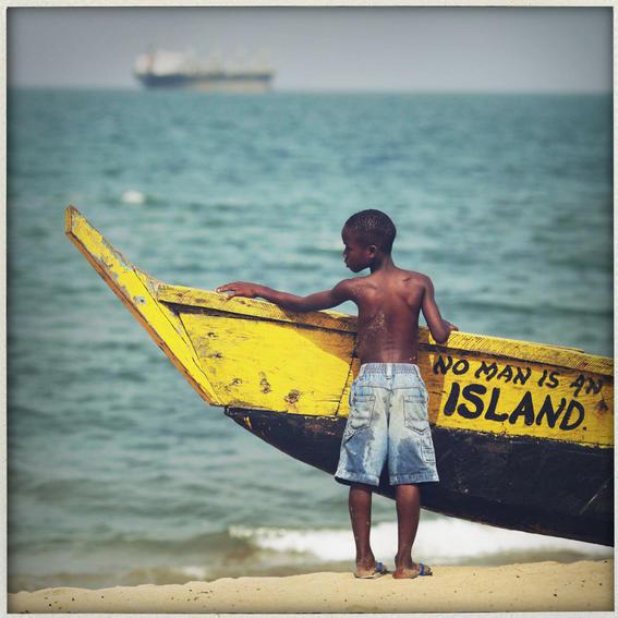 sobrevivientes al ebola en africa mar