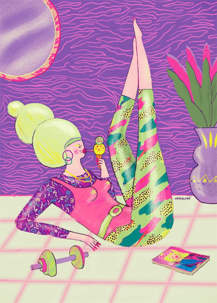taste ilustraciones sarcasticas