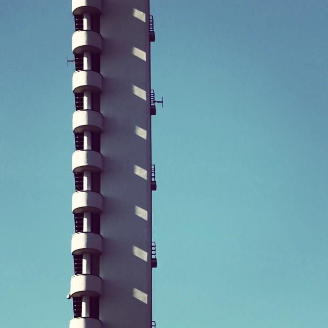tecnicas fotograficas arquitectura torre