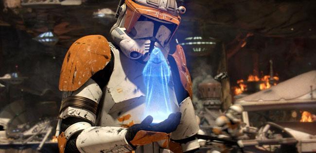 tecnologias star wars hologramas