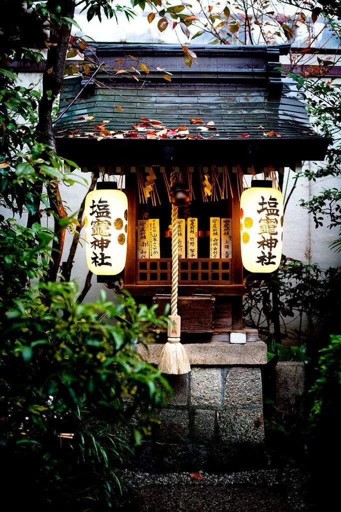 templo razones para viajar a japon