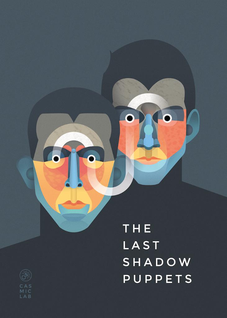 the last shadow pupets