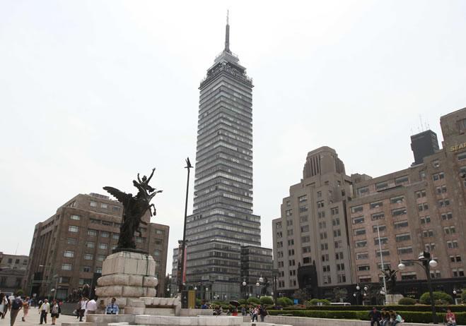 torre lugares turisticos de la cdmx