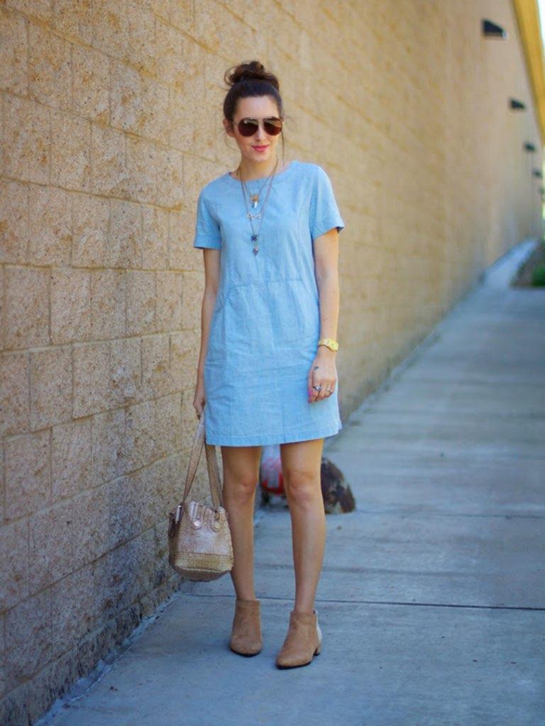 El Vestido Que Necesitas Tener Para Que Tu Clóset Esté