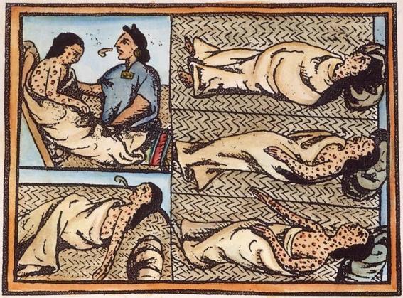 viruela mitos del mexico prehispanico