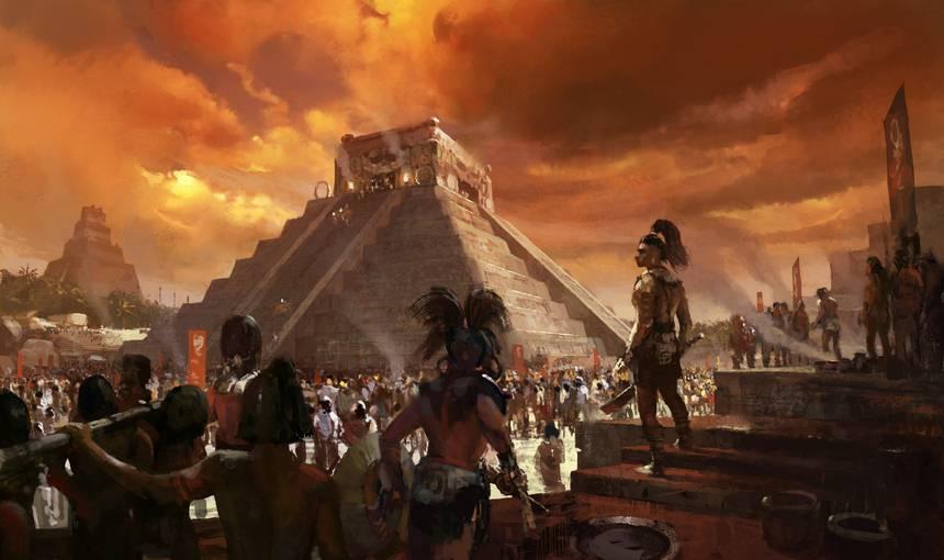 mitos del mexico prehispanico pacificos