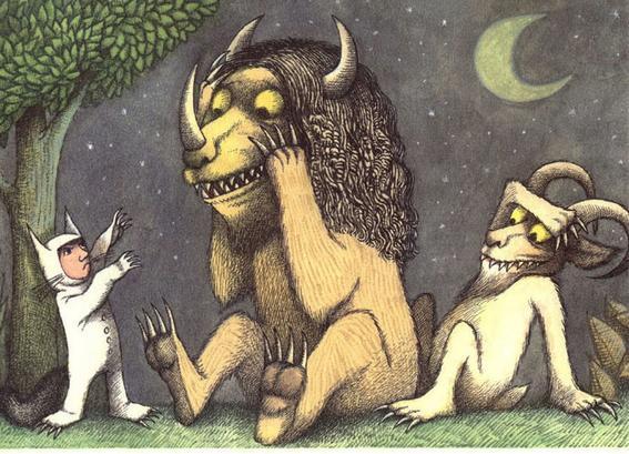 wild things libros infantiles censurados