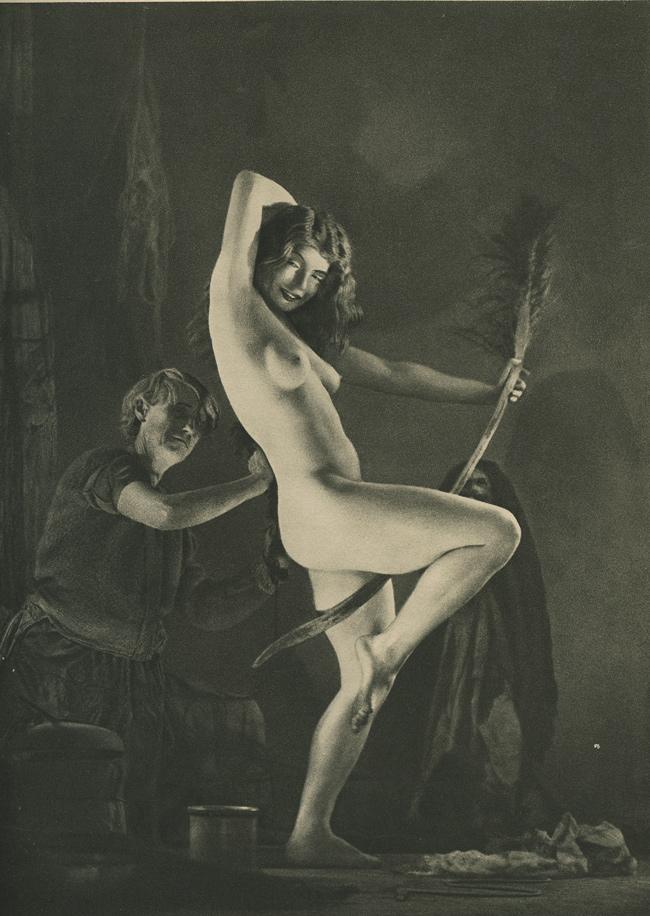 william mortensen bruja