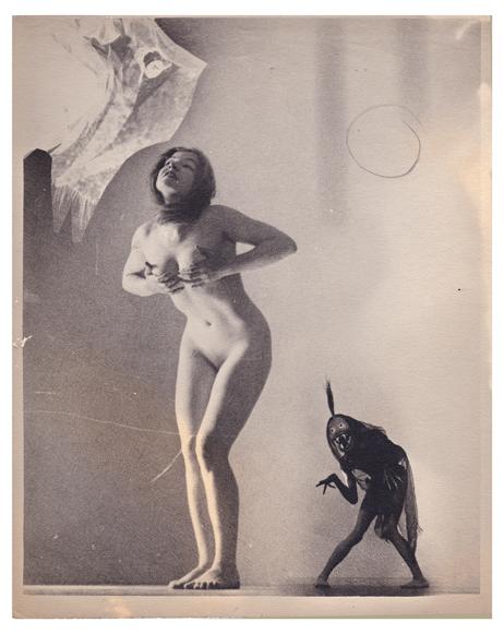 william mortensen desnudo