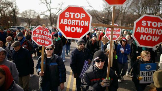 abortos en eua