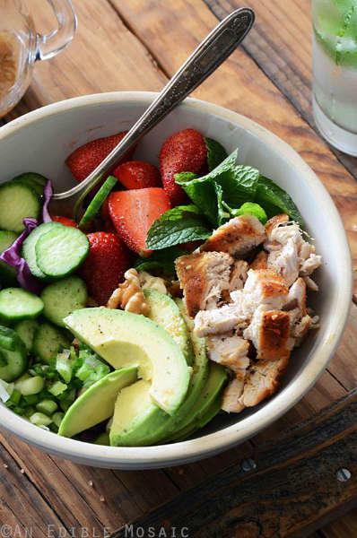 10 alimentos con menos de 500 calor as que puedes comer - Ensaladas con pocas calorias ...
