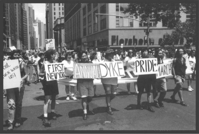 150 anos de amor entre mujeres dyke