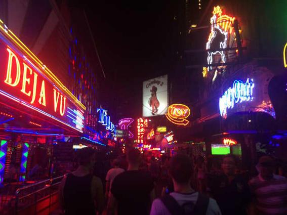 Bangkok calle