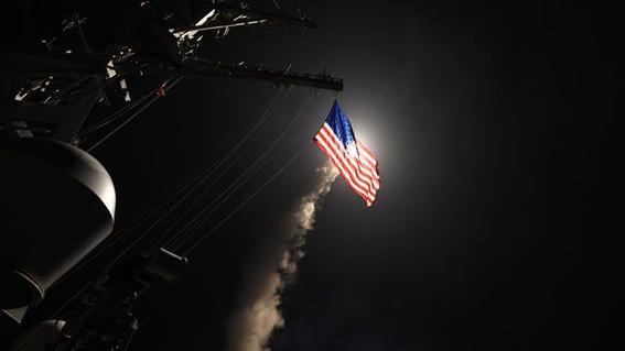 bombardeo con misiles de estados unidos
