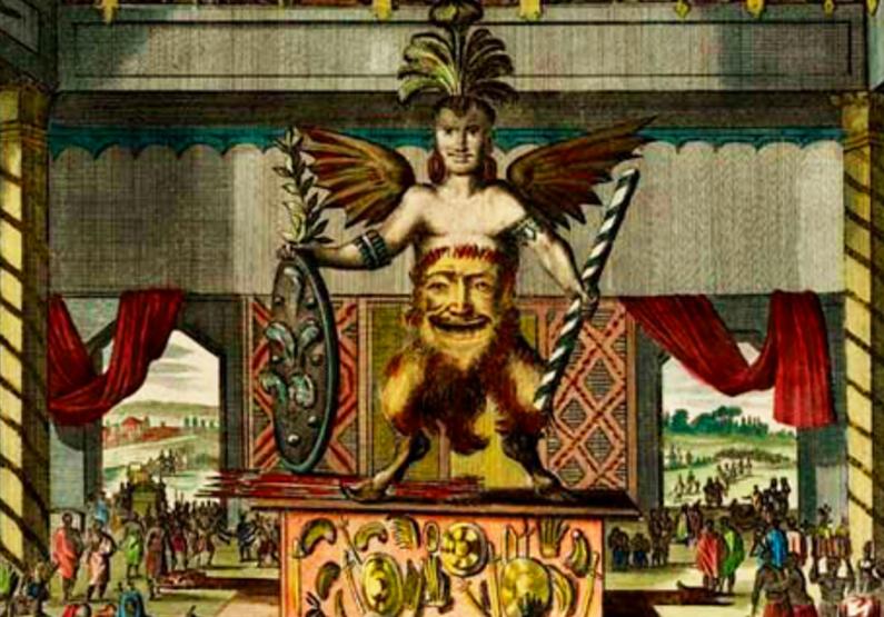 huitzilopochtli demonio