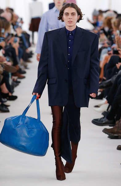 tendencia moda 2000  oversized