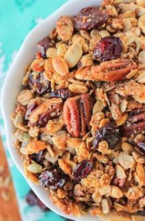 alimentos que no debes consumir después de los 30-granola