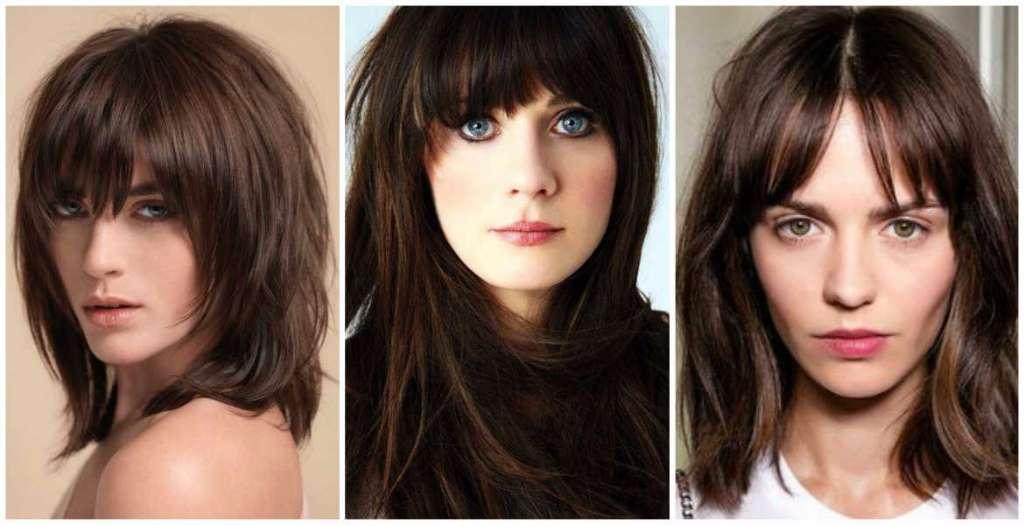 Fotos de corte de pelo en flecos