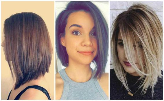 5 ideas para usar capas si no tienes el cabello tan largo Moda