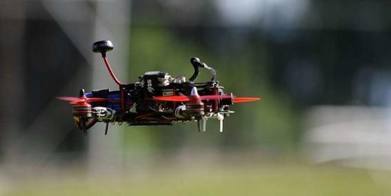 patrullaje con drones