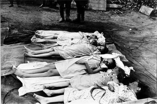 Demmin mujeres muertas