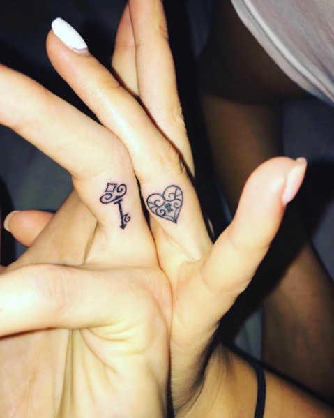 Tattoo Finger