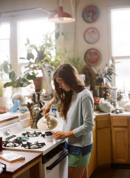 Housesitting cocina